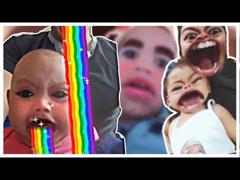 Niños Asustados Con Snapchat - LOS MÁS DIVERTIDOS