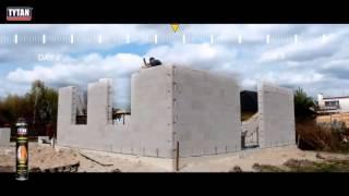 Клей пена для кладки стен из пеноблока(Клей для пеноблоков — при строительстве стен дома (гаража, хозблока, пристройки), позволяет значительно..., 2015-10-08T10:02:16.000Z)