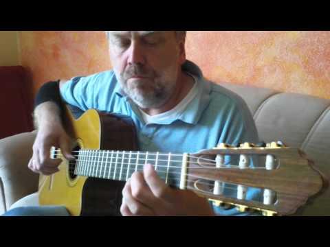 "Gerhard Gschossmann - ""The nearness of you"" - (Carmichael/Washington) - fingerstyle solo guitar"