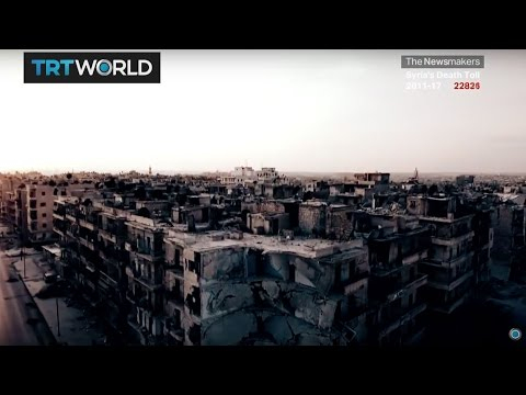 The Newsmakers: Syria's Six Years of Suffering