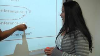 Intonation Patterns of American English