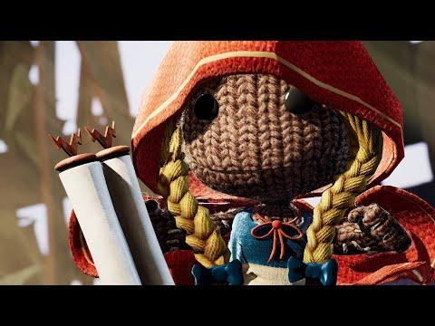 Sackboy: A Big Adventure - All Bosses + Ending