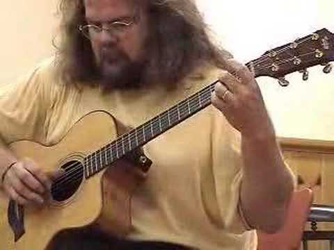 "Don Ross plays ""Aerial Boundaries"" by Michael Hedges"