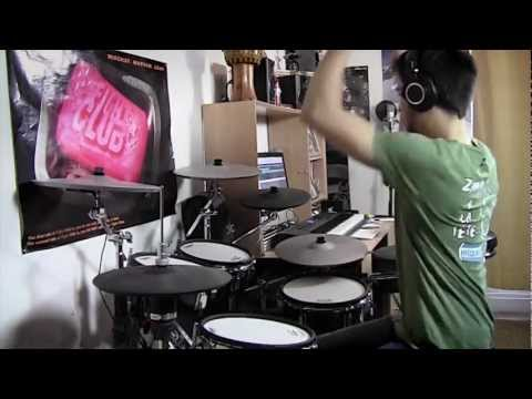 Maroon 5 - Lucky Strike - Drum Remix By Adrien Drums