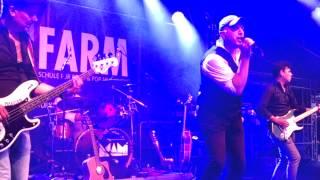 """MAM live Bonn Beuel """"Ahn ner Leitplank"""" 05.09.2015 BAP Cover"""