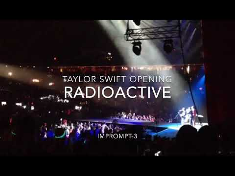 Taylor Swift Opening 2014 (Radioactive) - Imprompt-3