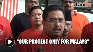 Ali Tinju to hold #TangkapMO1 counter-rally