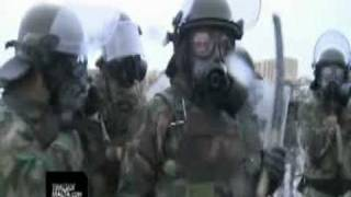 Armed Forces Of Malta - C (special Duties) Company - 15th January 2010: Anti-riot Exercise
