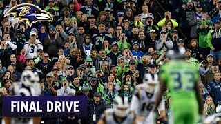 How the Ravens Will Handle Seattle's Noise | Ravens Final Drive