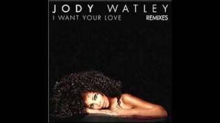 Jody Watley - I Want Your Love (Wideboys Remix)