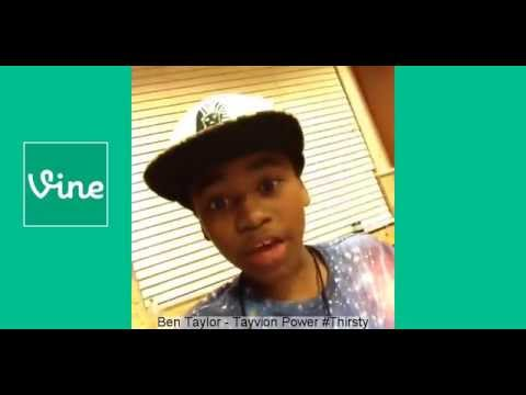 Ben Taylor Vine Compliation August 2015 - With Captions