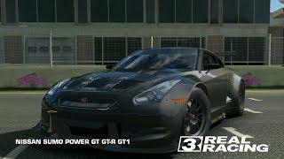 Real Racing 3 Nissan GT-R