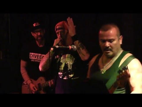 DI- Thee Parkside, San Francisco 12/12/15 Multicam with Rode Audio D.I. DxIx