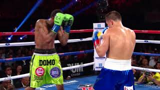 Gennady Golovkin vs  Dominic Wade  HBO World Championship Boxing Highlights