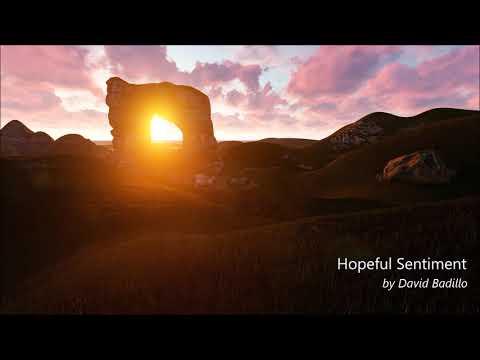 Hopeful Sentiment - Piano improvisation by David Badillo