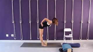 Prática de Yoga pra estresse - Jana Sim