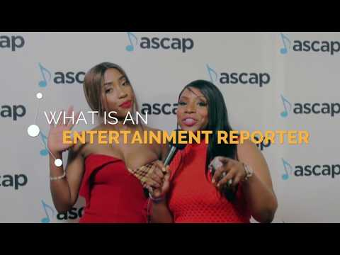 What is Entertainment Journalism? - YouTube