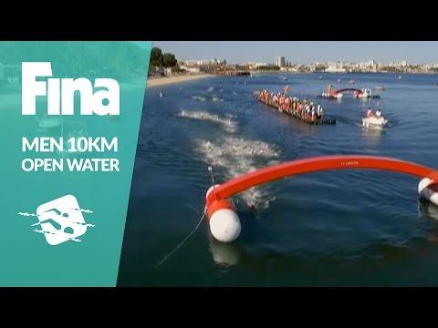 Re-Live: Marathon Swimming - 10km Men - Olympic Games Qualification Tournament
