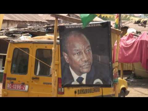Doura Barry/ Salubrité Guinée Conakry/ Africa/world/musique guinéenne