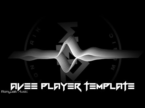 dark-wave-3d-|-avee-player-template