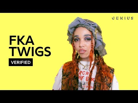 """FKA twigs """"home with you"""" Official Lyrics & Meaning 