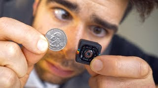 Amazingly Cheap Amazon Tech - It Actually Works! - Crazy Small Spy Cam for Only $16