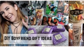 Personalized Diy & Affordable Boyfriend Gift Ideas ♡