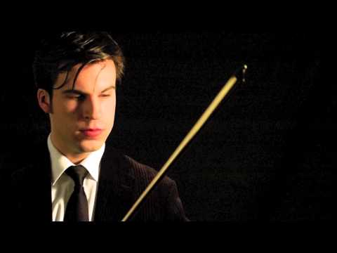 Daniel Röhn - Sibelius violin concerto, 1st movement (recorded live)