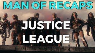RECAP!!! - Justice League