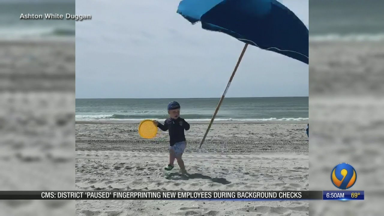 Authorities issue warning after umbrella nearly impales 2-year-old on Myrtle Beach