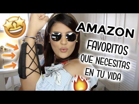 AMAZON FAVORITES YOU NEED! 🤩🙌🏽💸 | AbrilDoesMakeup ♡ thumbnail