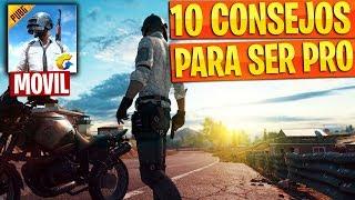 ¡¡10 CONSEJOS PARA SER PRO EN PUBG MOBILE!! **GANARÁS MÁS PARTIDAS** | MattsinLife