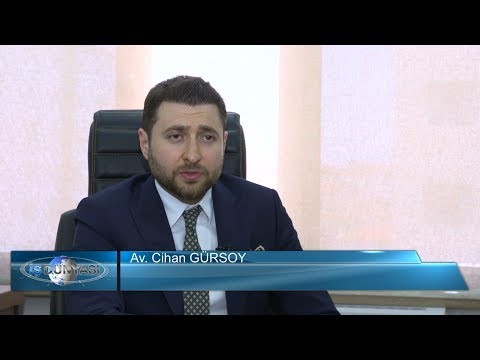 Av. Cihan Gürsoy | Atv Avrupa İş Dünyası Programı