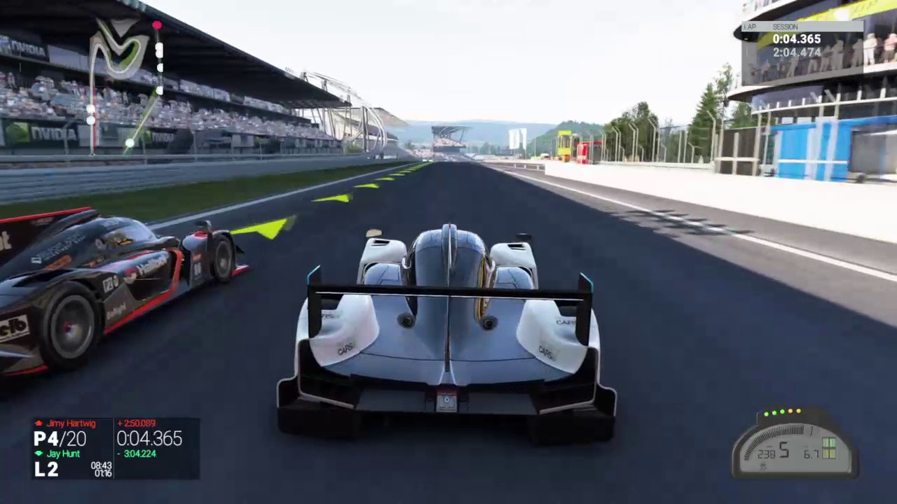 project cars limited edition lmp2 2 youtube. Black Bedroom Furniture Sets. Home Design Ideas