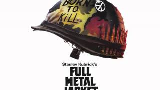 Johnny Wright - Hello Vietnam (Full Metal Jacket)