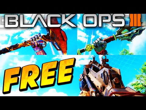 HOW TO TRY ALL 'NEW DLC WEAPONS' Custom Game Black Ops ... | Doovi