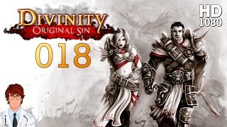 Divinity Original Sin #018 - Back in Town | Divinity Original Sin German Gameplay