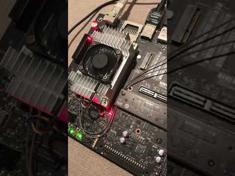 Nvidia jetson tx2 set up and demo car recognition
