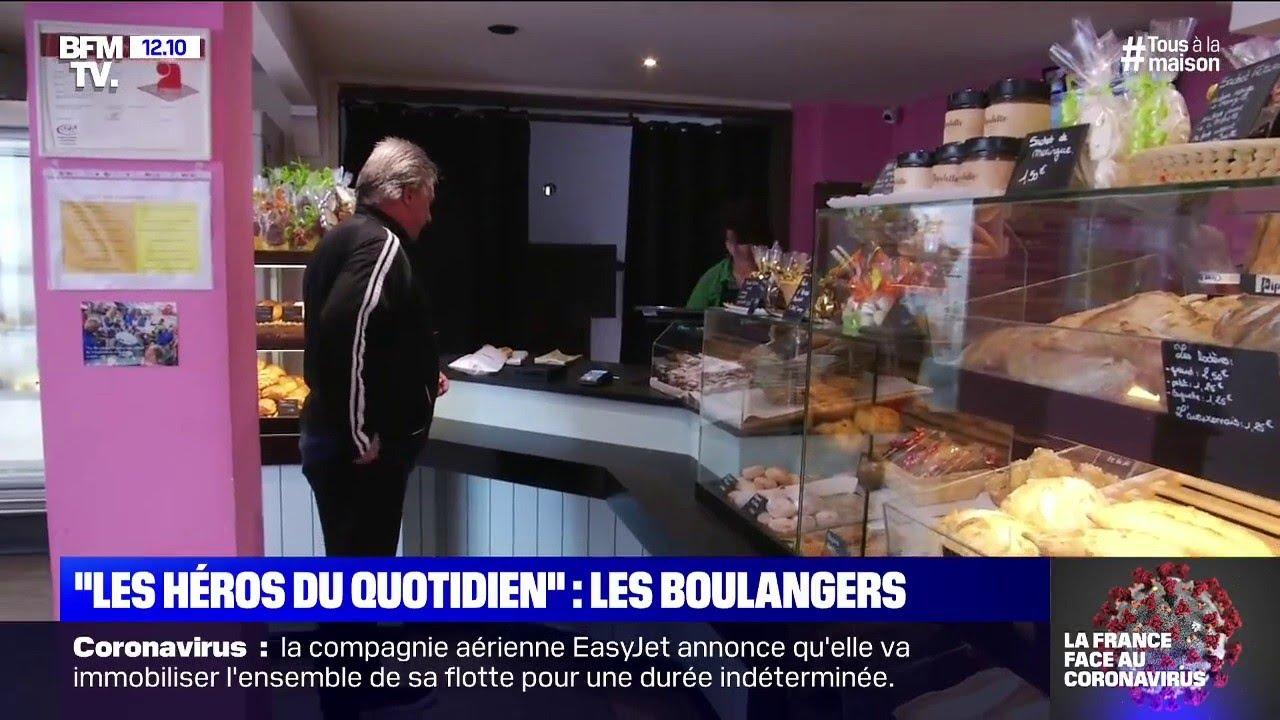 """""""Les héros du quotidien"""": les boulangers"""
