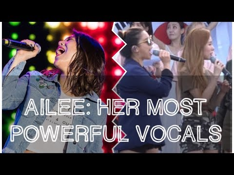 Ailees 에일리 Most Powerful Vocals: Leaving other idols and audiences SHOOK!