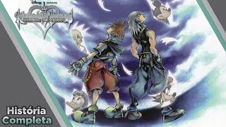 Saga Kingdom Hearts #02 - A História de Kingdom Hearts: Chain of Memories