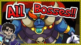 All Boss Fights! - Cadence of Hyrule [Mablin Tales]