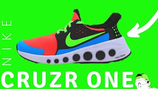 Nike Cruzrone The Professional Jogger Shoe?