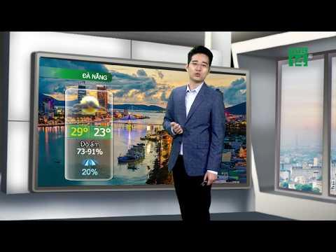 Thời tiết các thành phố lớn 19/03/2019: Đà Nẵng, TP HCM thời tiết ổn định | VTC14