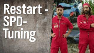 Restart – Das SPD-Tuning