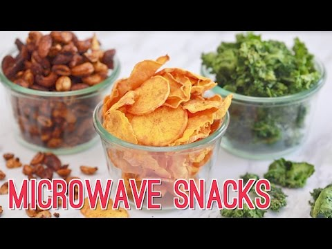 Microwave Snacks in Minutes: 3 BOLD Recipes! Gemma's Bigger Bolder Baking Ep 174