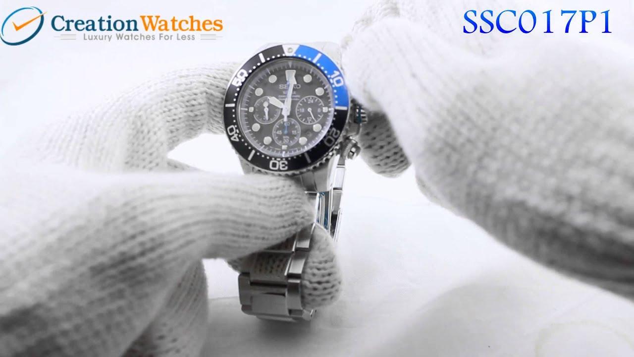 Seiko Chronograph Dive Watches