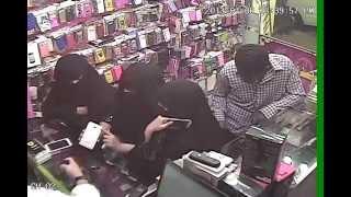 Repeat youtube video لا يفوتكم جريمة سرقه في محل جوالات