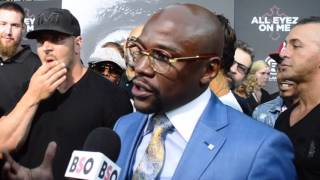 Mayweather speaks about why he said yes to Conor McGregor fight