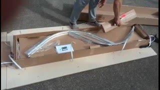 Radaway душевая кабина, тест на прочность стекла Радавей(, 2016-05-23T10:32:28.000Z)
